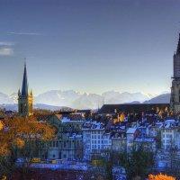 Beautiful Bern, Switzerland