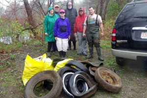 Billerica cleanup May 2017