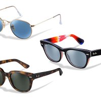 Ray-Ban Legend Colored Sunglasses For Girls