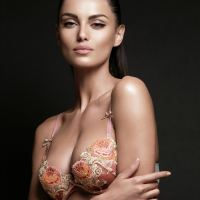 Catrinel Menghia Bra And Lingeries By Victoria Secret
