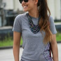 The Statement Necklace For British Celebrity
