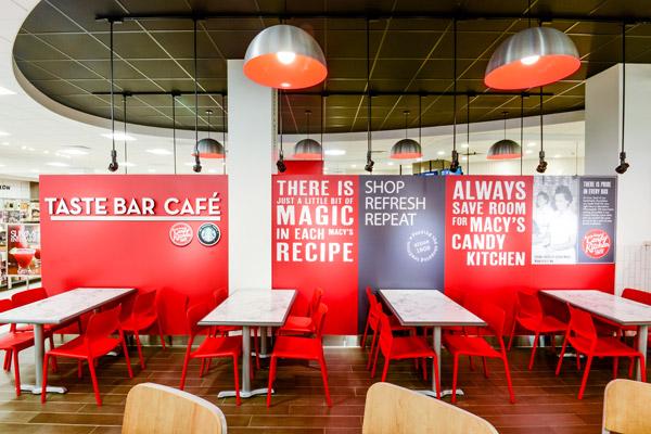 Macy S Taste Bar Cafe Menu