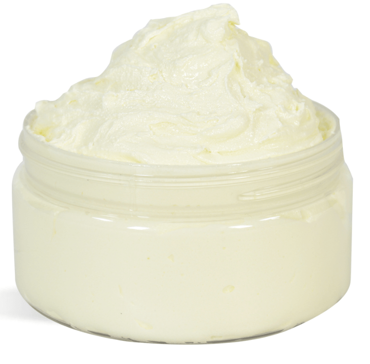 Shea Glam Exfoliating Sugar Scrub with Shea Butter and Honey