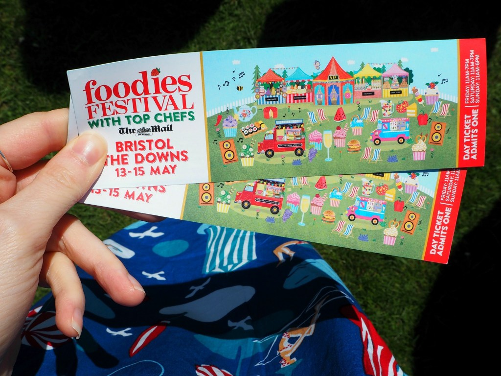 Foodies Festival 2016 | She and Hem