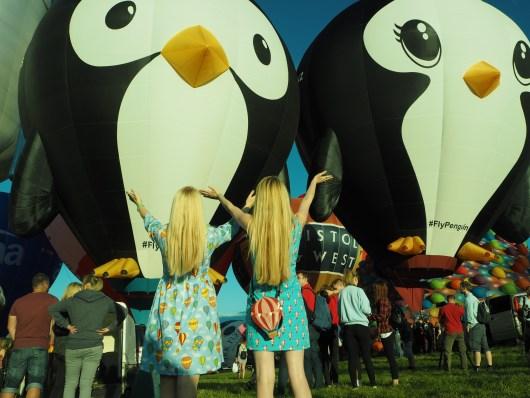 Bristol International Balloon Fiesta 2016 : Preview