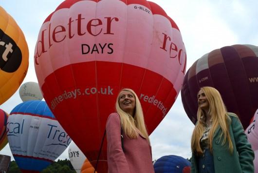 Ballooning Marvelous at Bristol International Balloon Fiesta | She and Hem