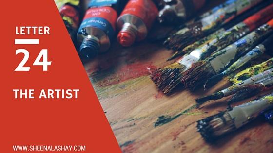 the artist - sheenalashay.com
