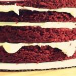 """""""Gluten Free Red Velvet Cake"""""""