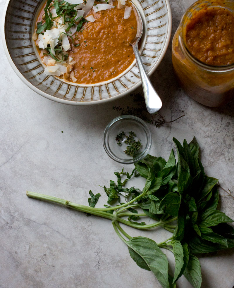 Chipotle Tomato Soup | Sheena Scott, Culinary Nutrition Expert
