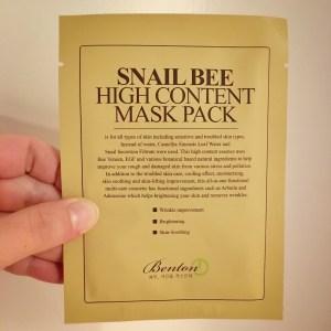 Benton-Snail-Bee-Mask-Shell-and-Shine