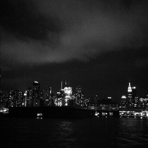 new york city skyline instagram