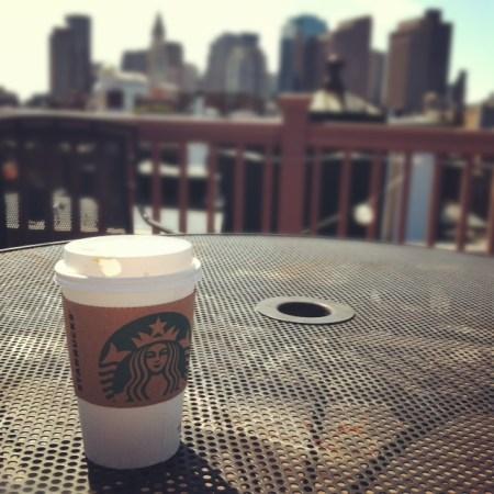 boston skyline instagram