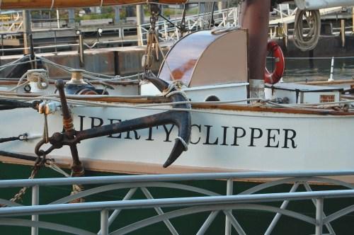 liberty clipper boston cruise