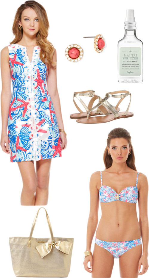 Lilly Pulitzer She She Shells | National Wear Lilly Pulitzer Day
