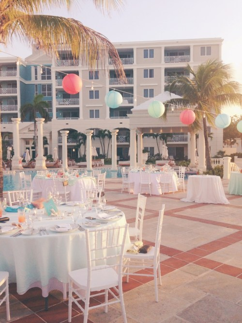 sandals wedding bahamas