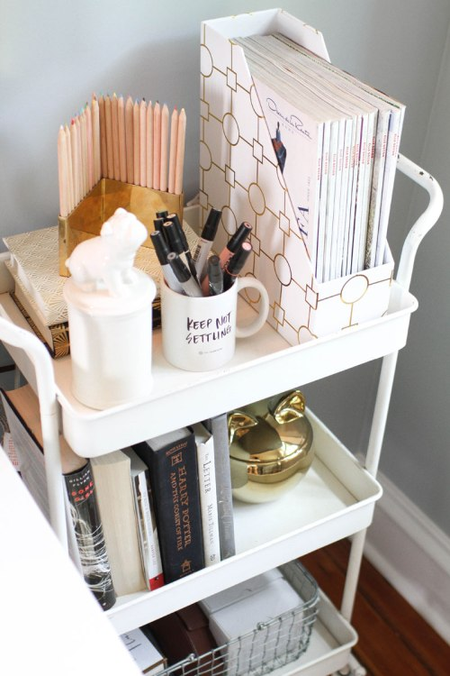 Office Bar Cart