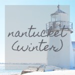 nantucket in the winter