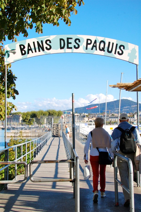 Geneva Bains des Paquis