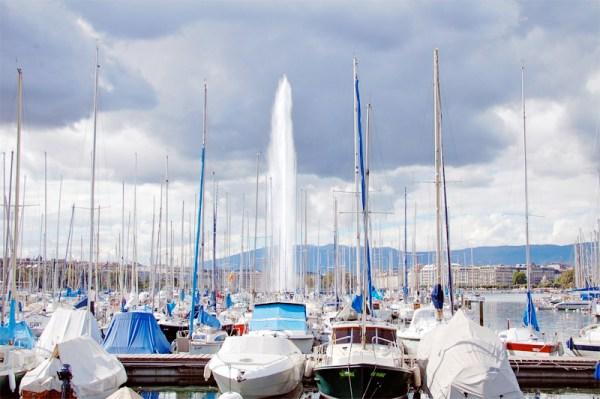 Lake Geneva Boating