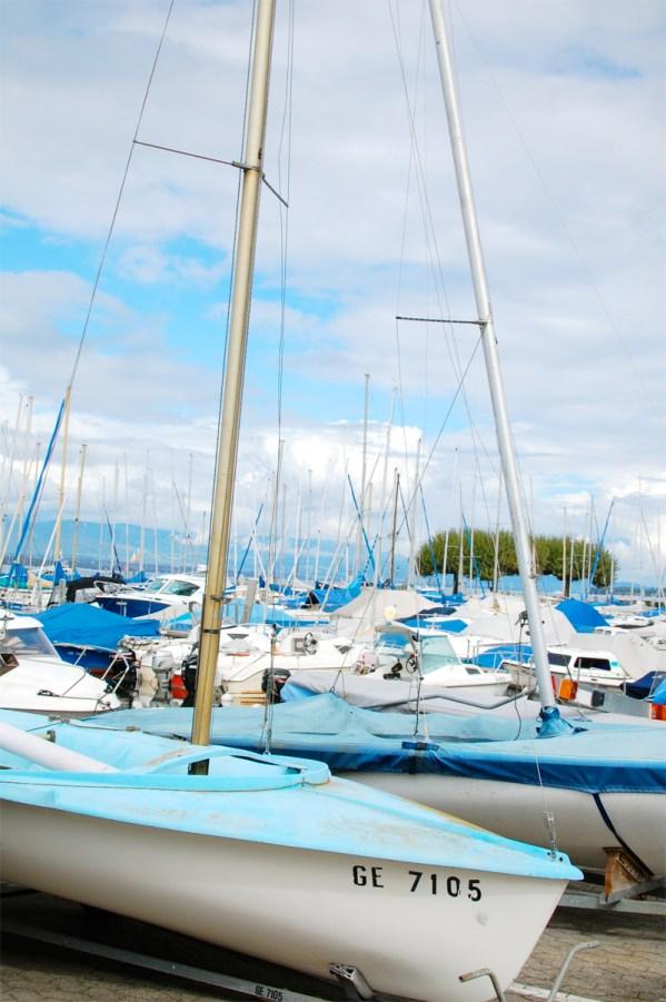 Lake Geneva Boat Cruise