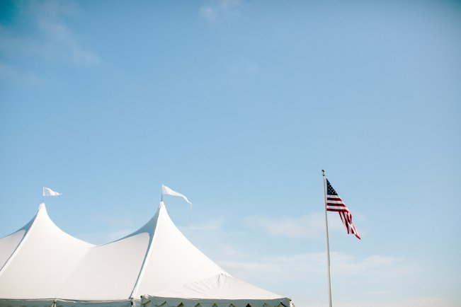 Cape Cod Tented Wedding