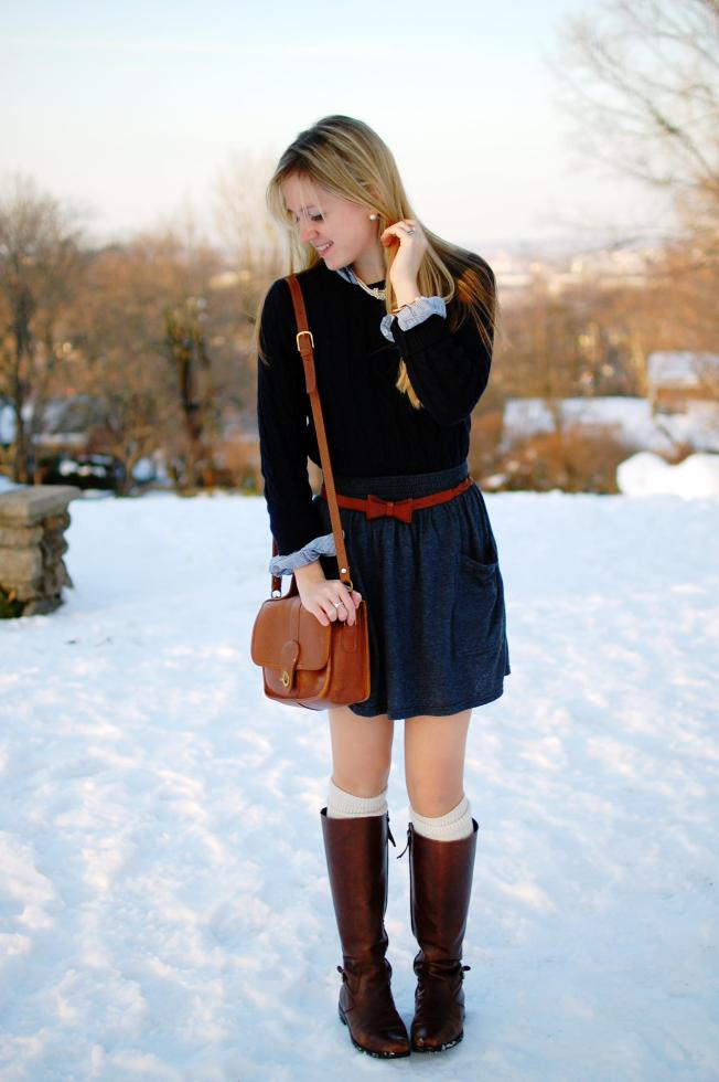 Boston Preppy Fashion Bloggers