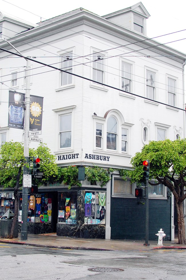 what to do in haight ashbury