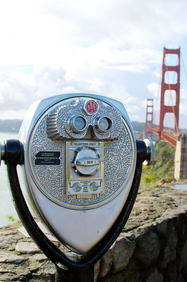 where to see golden gate bridge