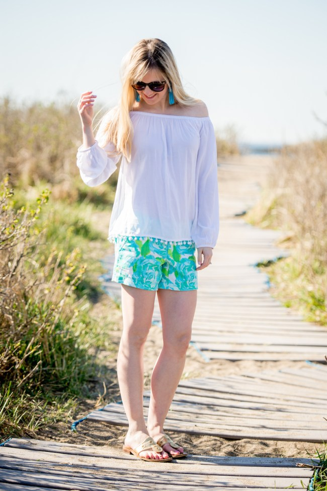 Lilly Pulitzer Enna Top