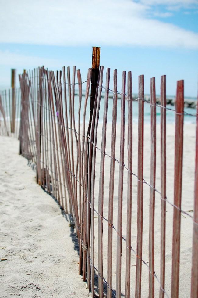 Salty Brine State Beach Rhode Island