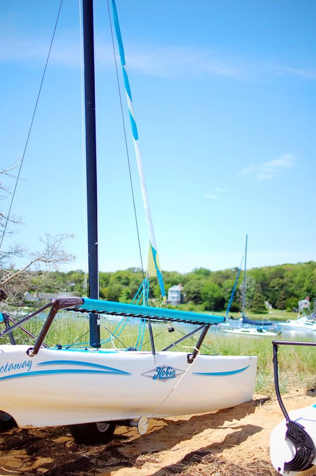 pleasant bay cape cod sailing