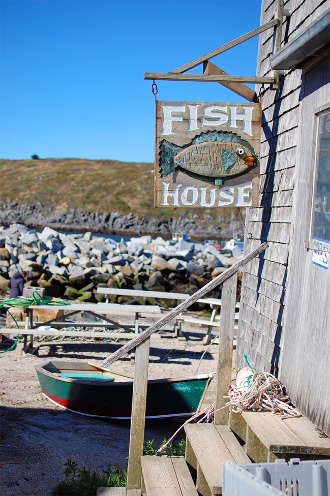 maine fish house restaurant