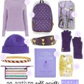 Gift Guide #5: Purple