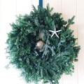 nautical christmas wreath