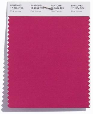 pink yarrow color