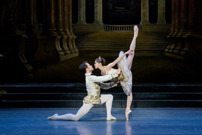 Misa Kuranaga Boston Ballet