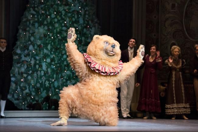 boston ballet nutcracker bear dancer