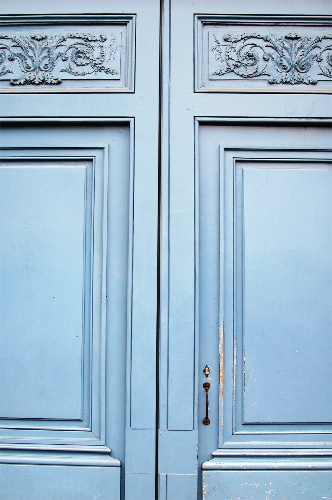doors paris blues