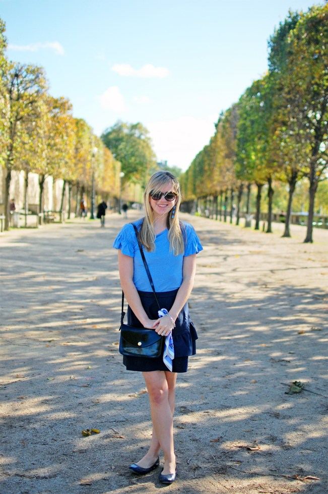 guide to paris tuileries garden