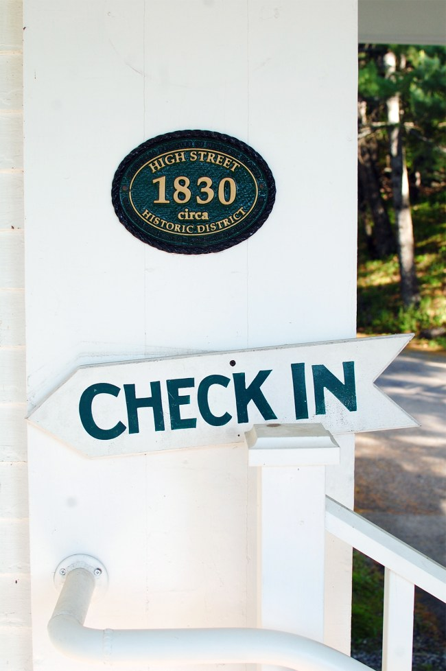 best maine hotels