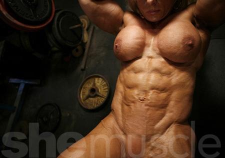 nude ebony girls abs