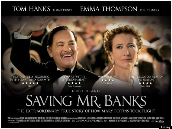 Saving Mr. Banks – Quotes | Shepherd Project Ministries