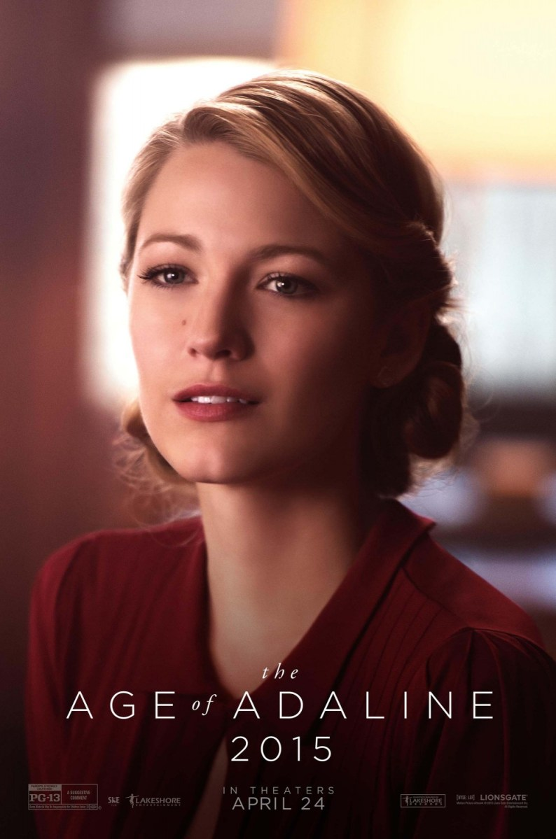 The Age of Adaline - Quotes