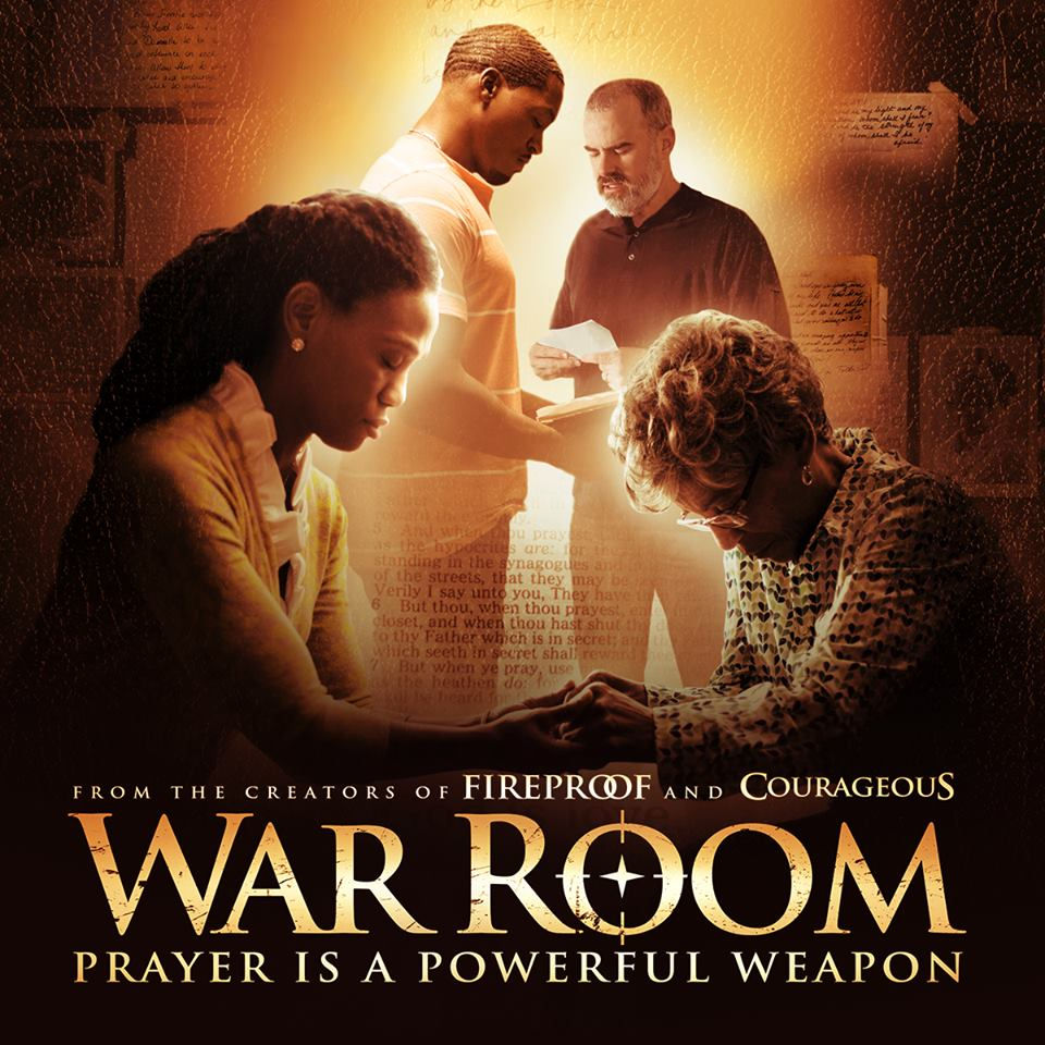 War Room - Movie Discussion