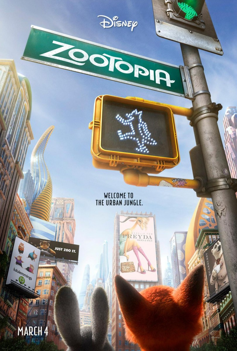 Zootopia - Movie Discussion