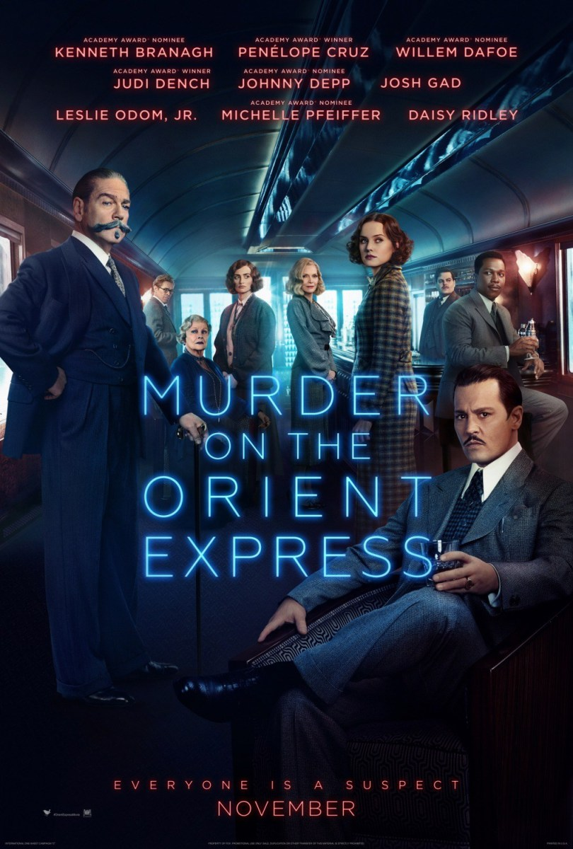 Murder on the Orient Express - Quotes