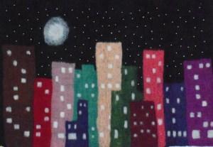 city scape large