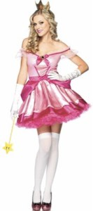 Luxe Princess Peach Costume