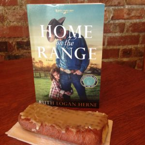 Maple bar and HOME on the RANGE