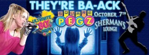 Square Pegz - 80's Night @ Sherman's Lounge | Flint | Michigan | United States